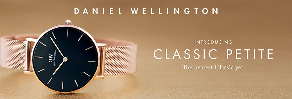 Daniel Wellington spring/summer 2017